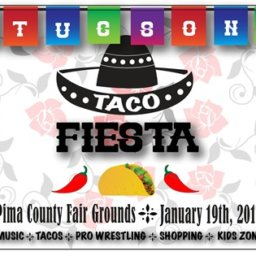 LED mobile screen tucson taco fiesta