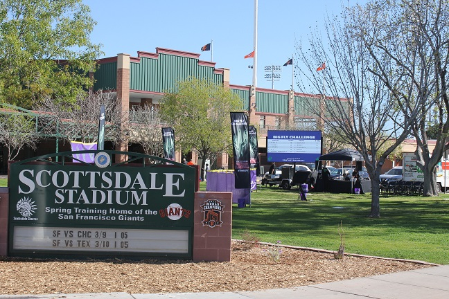 scottsdale stadium LED rental